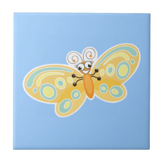 Wing-Nutz™_Butterfly (Beatrice)_ sweet & fun Tile