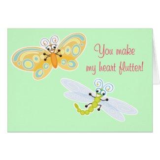 Wing-Nutz™_Fluttering Buddies_ My heart flutter