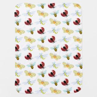 Wing-Nutz™_Fluttering Buddies_pattern_sweet y Mantitas Para Bebé