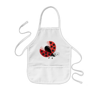 Wing-Nutz™_Ladybug (Dotty)_ sweet  & fun Kids' Apron