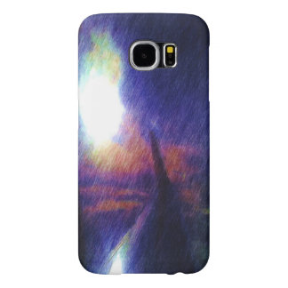 Wing of a plane samsung galaxy s6 case