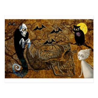 WING OF BAT.jpg Postcard