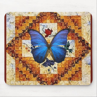 Wing Quilt Mousepad