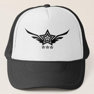 Wing Star Trucker Hat