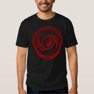 Wing Tsun internationally T-shirt