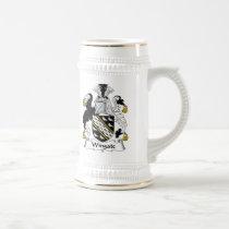 Wingate Family Crest Mug
