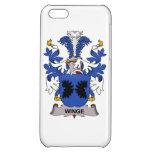 Winge Family Crest iPhone 5C Cover