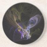 Winged Aries Beverage Coaster