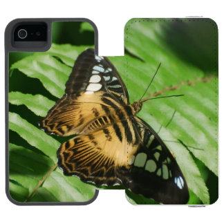 Winged Butterfly iPhone SE/5/5s Wallet Case