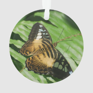 Winged Butterfly Ornament