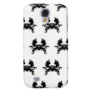 Winged Crown Crest Samsung Galaxy S4 Cover