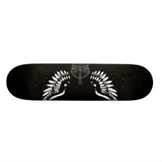 Winged Crown Skateboard