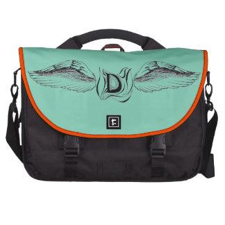"WINGED ""D"" Laptop Bag"