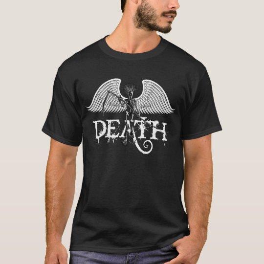 Winged Death (Dark) T-Shirt