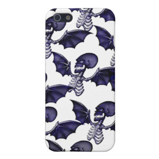winged death iPhone 5 case