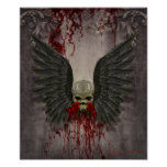 Winged death, loves decay. poster