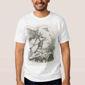 Winged Death Tee Shirts