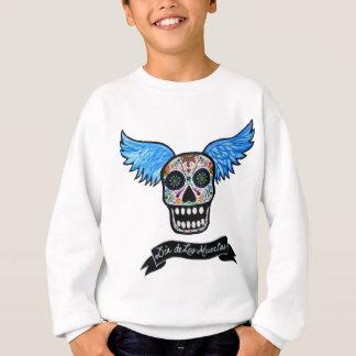 Winged Dia de los Muertos Sweatshirt