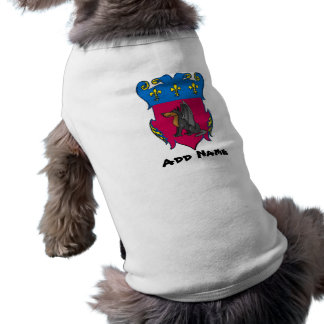 Winged Dog, pet shirt, T-Shirt