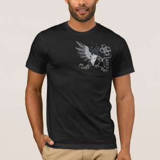 Winged Double Shield Crest Shirt V