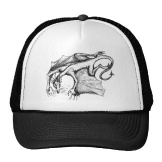 Winged Dragon Hat