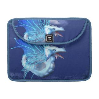 """Winged Dragon in Flight  13"""" MacBook Sleeve MacBook Pro Sleeve"""
