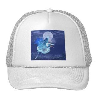 Winged Dragon in Flight Baseball Hat