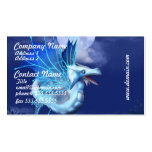 Winged Dragon in Flight Business Cards