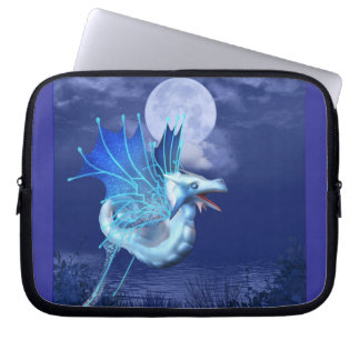 Winged Dragon in Flight Electronic Bags Laptop Sleeves