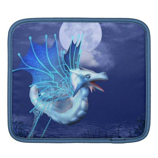 Winged Dragon in Flight  iPad Sleeve
