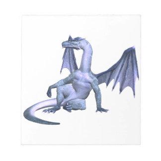 Winged Dragon Notepad