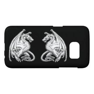 Winged Dragons Samsung Galaxy S7 Case