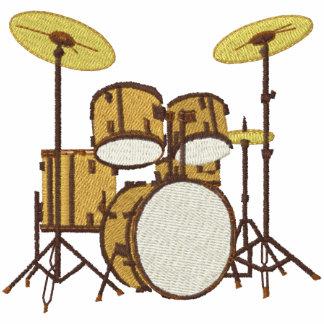 Winged Drum Set