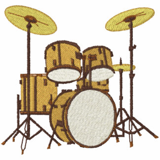 Winged Drum Set
