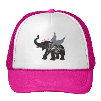 Winged Elephant Trucker Hat
