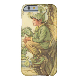 Winged Elm Fairy Sitting in a Tree Barely There iPhone 6 Case