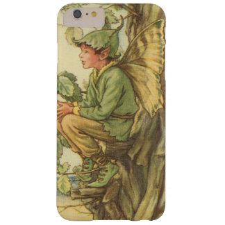 Winged Elm Fairy Sitting in a Tree Barely There iPhone 6 Plus Case