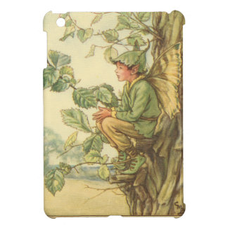 Winged Elm Fairy Sitting in a Tree Case For The iPad Mini