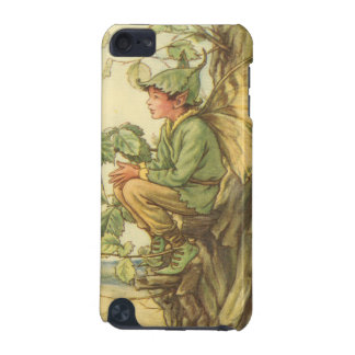 Winged Elm Fairy Sitting in a Tree iPod Touch (5th Generation) Cover