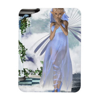 Winged Fae Flexible Magnet