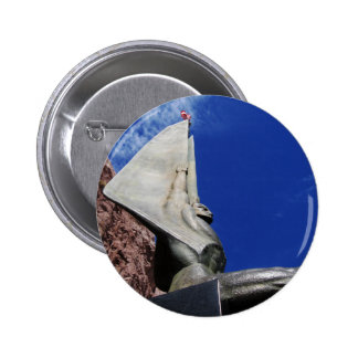 Winged Figure of the Republic 1255 Pinback Buttons