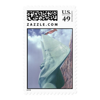 Winged Figure of the Republic Postage Stamp