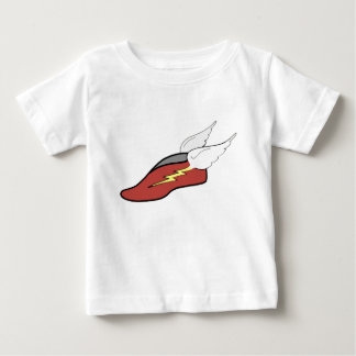 winged foot baby t shirt