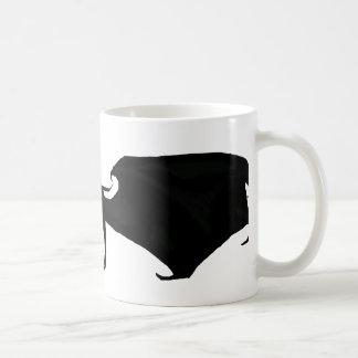 Winged Goat Mug