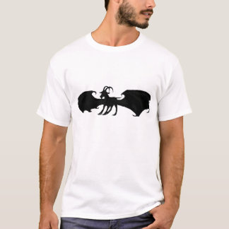 Winged Goat Shirt