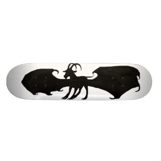 Winged Goat Skateboard