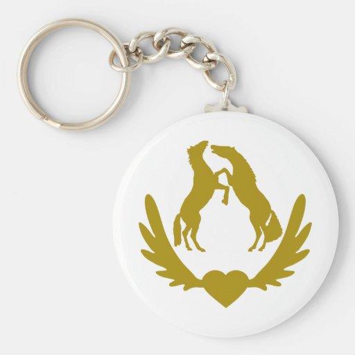 Winged-Heart-horse-3.png Llavero Personalizado