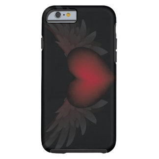 Winged Heart iPhone 6 Case