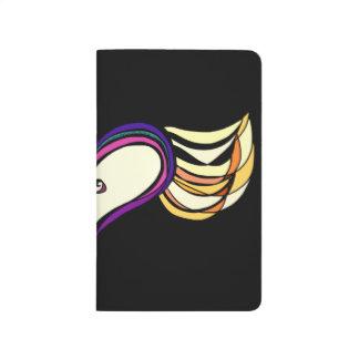 Winged Heart Pocket Journal