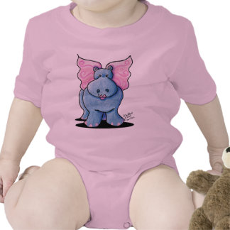 Winged Hippo Apparel T Shirts